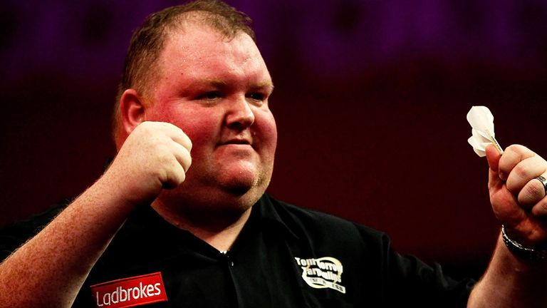 The Scot has played in PDC events since 2011