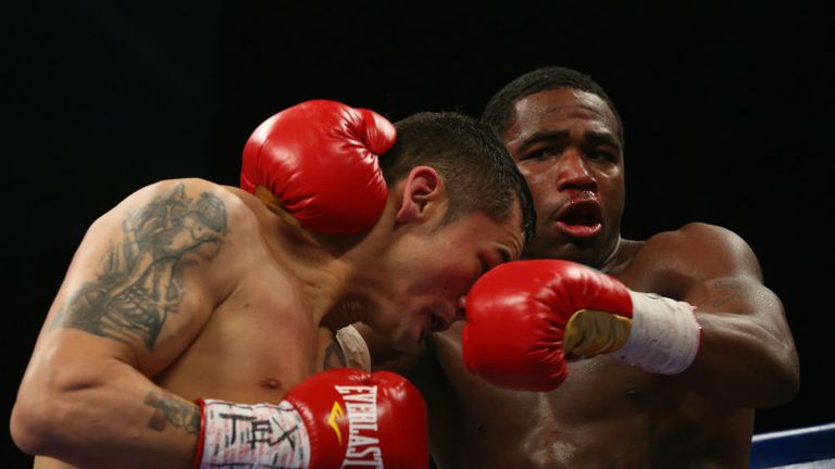 Marcos Maidana was the first man to beat Adrien Broner back in 2013