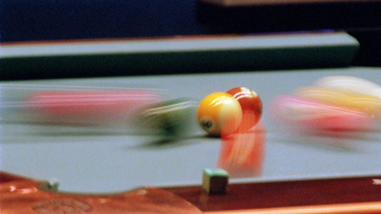 Europe are a step closer to retaining the Mosconi Cup