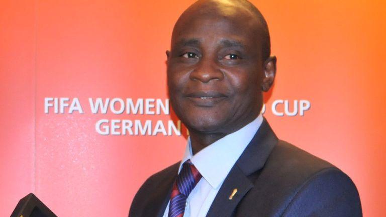 Aminu Maigari: Head of Nigeria Football Federation