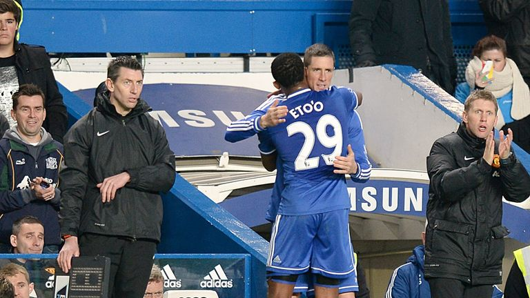 Fernando Torres: Suffered injury after coming on against Manchester United