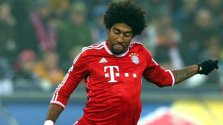 Dante: Brazil defender has signed a new deal with Bayern
