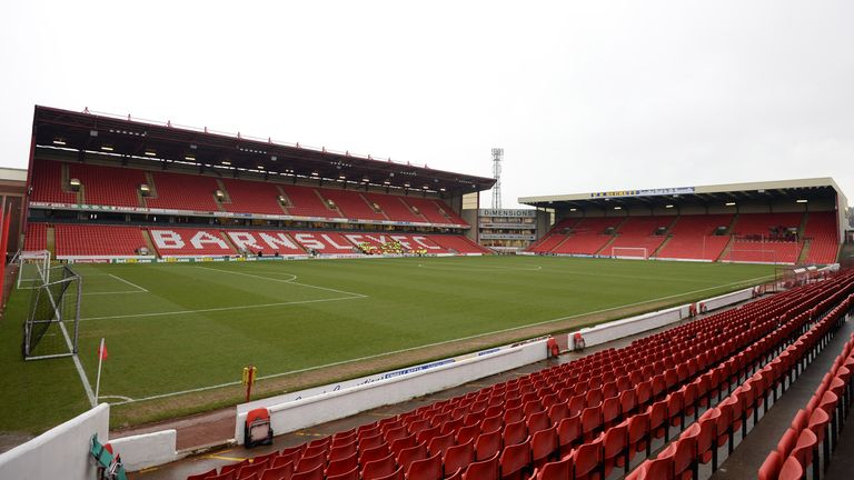 Oakwell: Youngster Rhys Oates staying at Barnsley