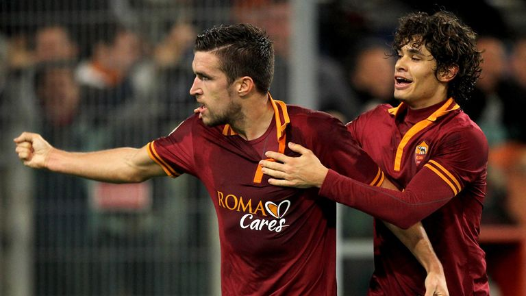 Kevin Strootman: Ruled out of World Cup