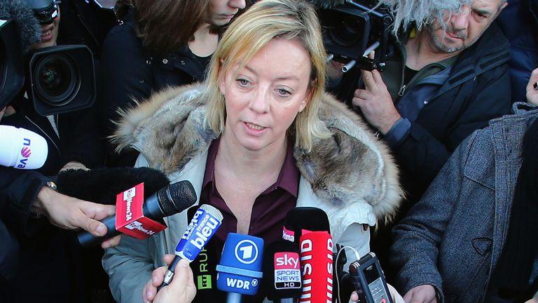 Sabine Kehm: No significant changes