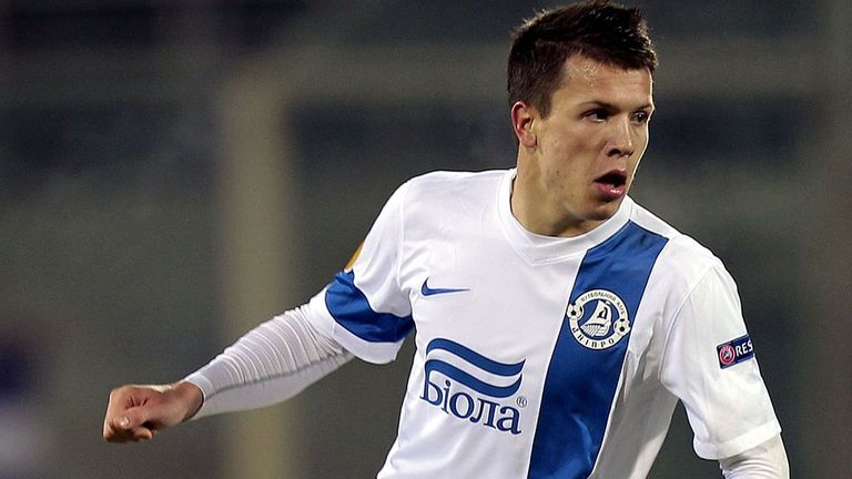 Yevhen Konoplyanka: Linked with Liverpool, Tottenham and now Manchester United