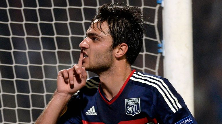 Clement Grenier: Set for a move away from Lyon should the right offer come
