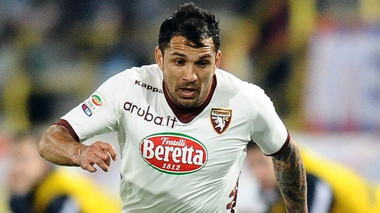 Mario Alberto Santana: Leaves Genoa on loan until the summer