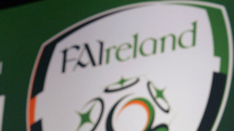 The FAI has offered its condolences to the family of a fan who died in Copenhagen