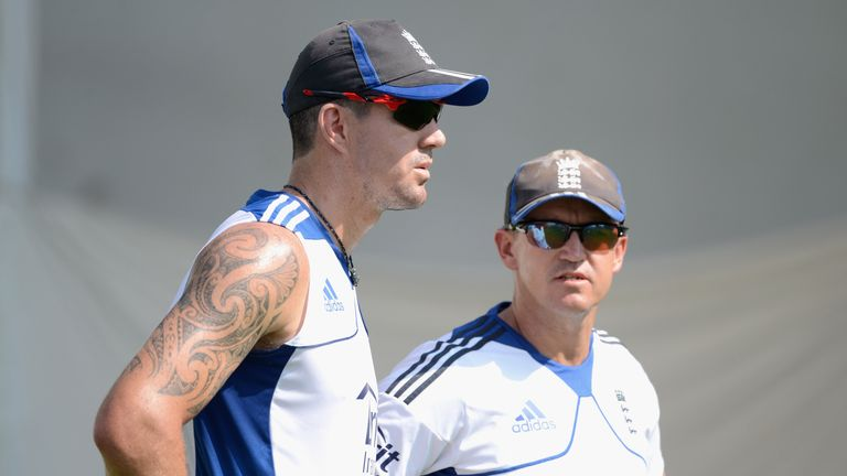 Pietersen fell out with then England head coach Andy Flower