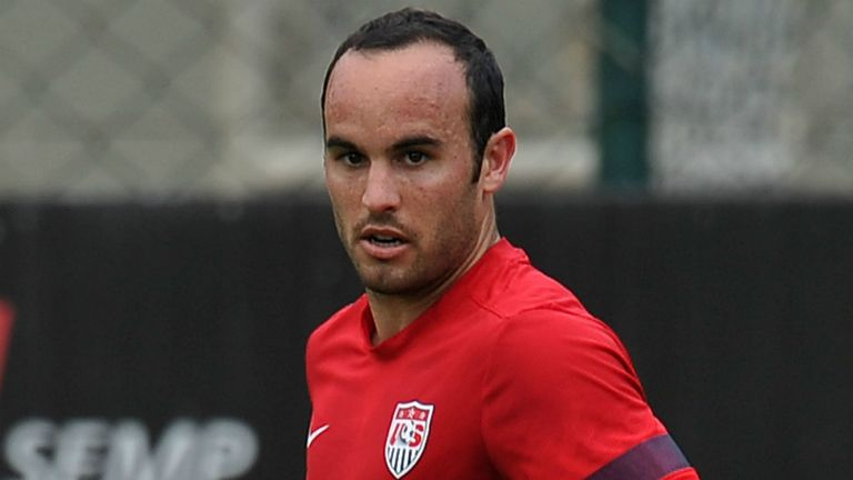 The former United States international has been brought to the club for his Premier League expertise