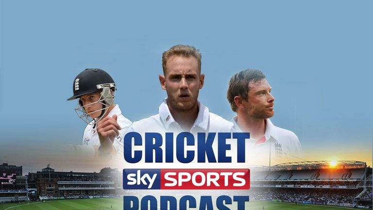 Cricket - SkySports Podcast