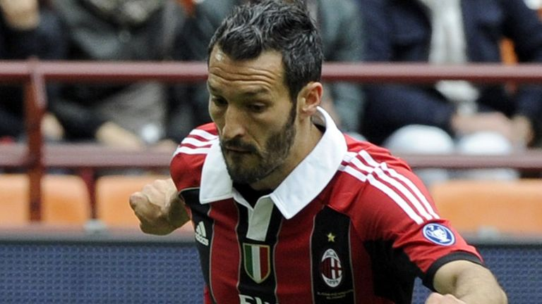 Gianluca Zambrotta won the World Cup but not the Champions League