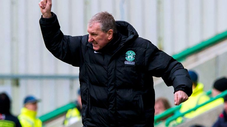 Terry Butcher: Not a happy manager after fourth consecutive defeat