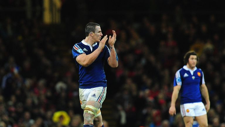 Louis Picamoles lands himself in hot water after his yellow card in Cardiff