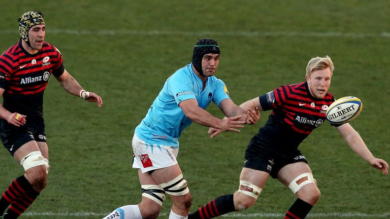 Mariano Galarza: Argentina lock to join Worcester