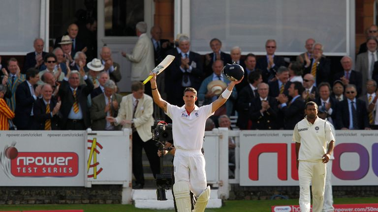 In the 2,000th Test, Pietersen lit up Lord's with a brilliant double hundred