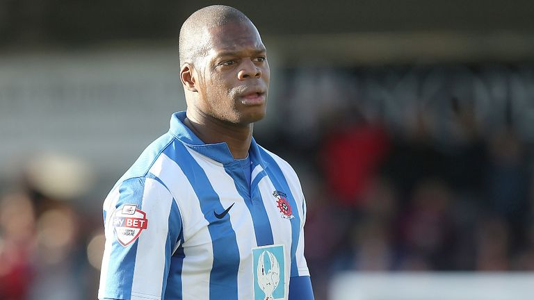 Marlon Harewood: Has his boss' backing