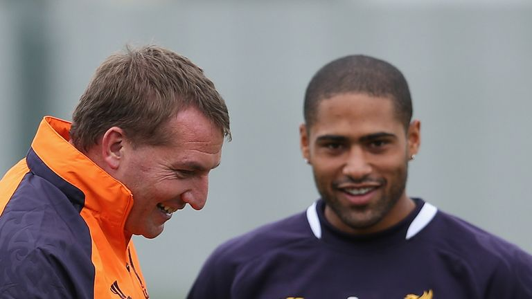 Brendan Rodgers' preference for attacking full-backs means Johnson is always on the attack