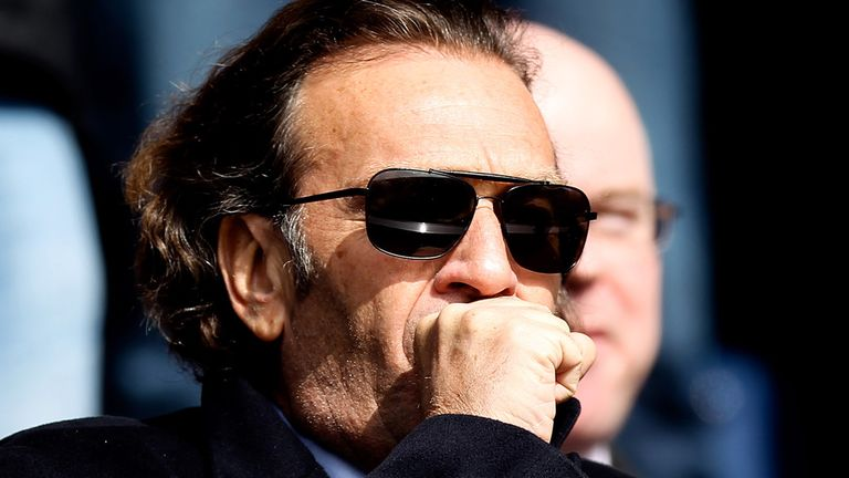 Massimo Cellino: Can become Leeds United's new majority shareholder