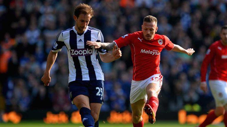 Craig Dawson: West Brom defender subject of three failed bids from Burnley