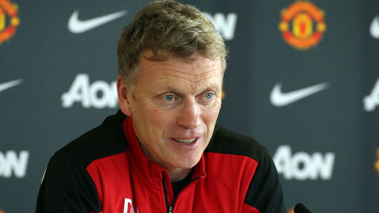 Moyes: Convinced he still has United fans' support