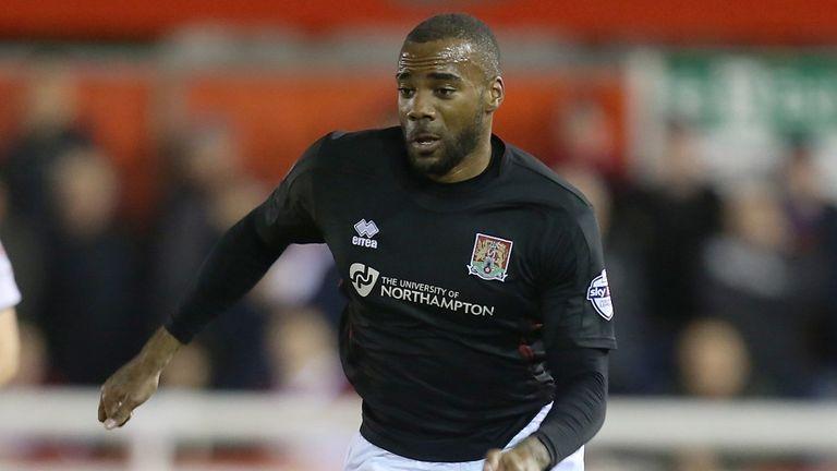 Emile Sinclair: Former Northampton forward leaves York on loan