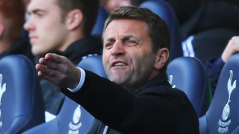 Tim Sherwood: Will leave Tottenham in the summer, Sky sources understand