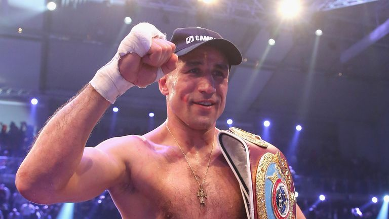 Arthur Abraham: Eyeing Paul Smith as next opponent
