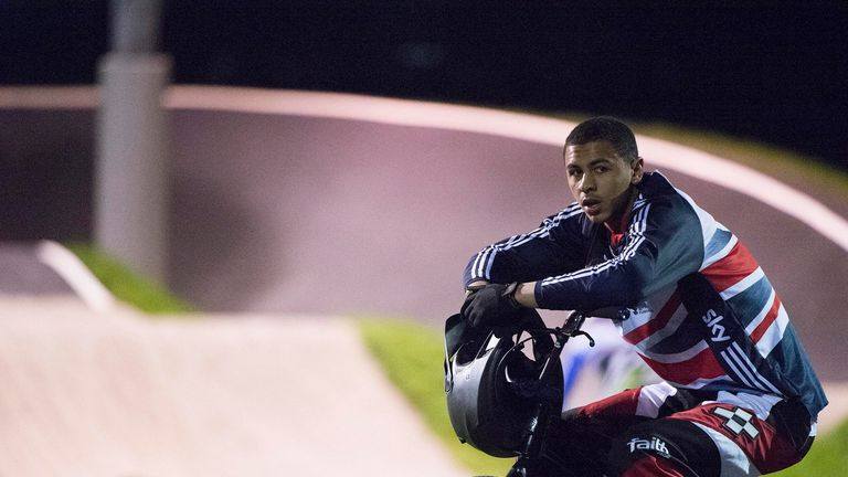 Quillan Isidore: Will return to action at the UCI BMX World Championships
