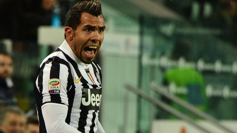 Carlos Tevez: Not worried about missing the summer's World Cup
