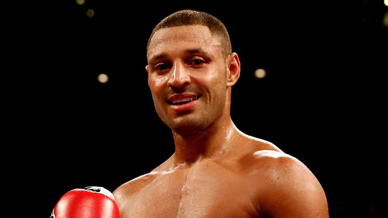 Kell Brook: Set for first world title fight in August