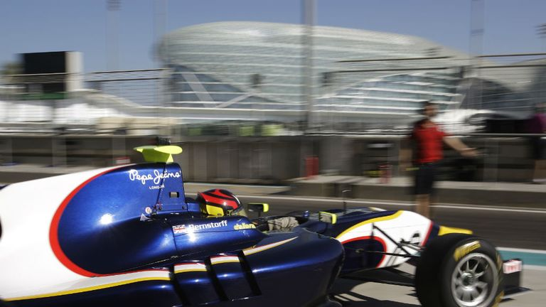 BRDC F4 Champion will get a test with Arden in Abu Dhabi (GP3 Series Media)
