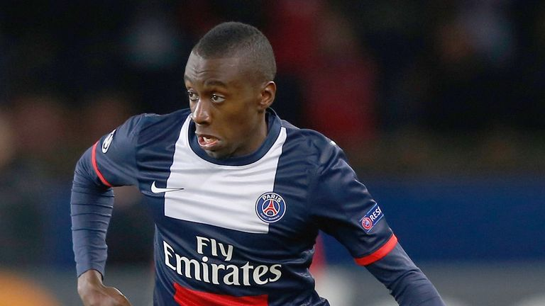 Blaise Matuidi: On target for PSG