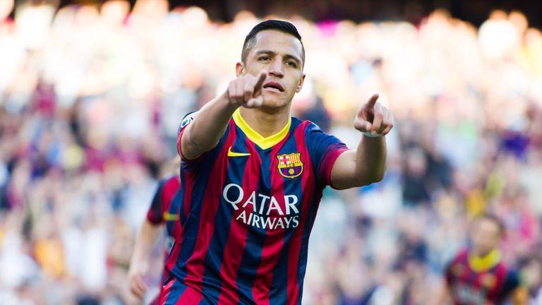 Alexis Sanchez: Barcelona forward is not for sale