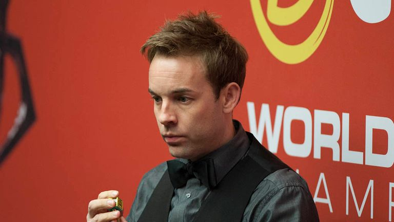Ali Carter: Forced to pull out of Bulgaria tournament