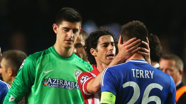 Courtois: could return to Chelsea next season