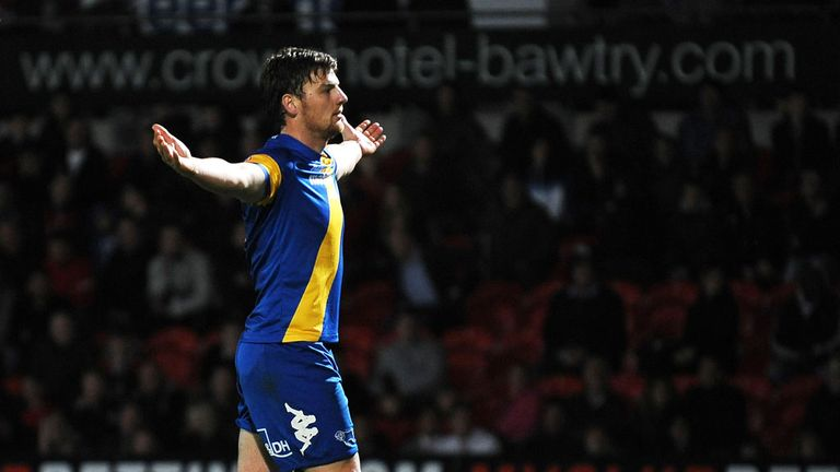 Chris Martin: Guided Derby to away win