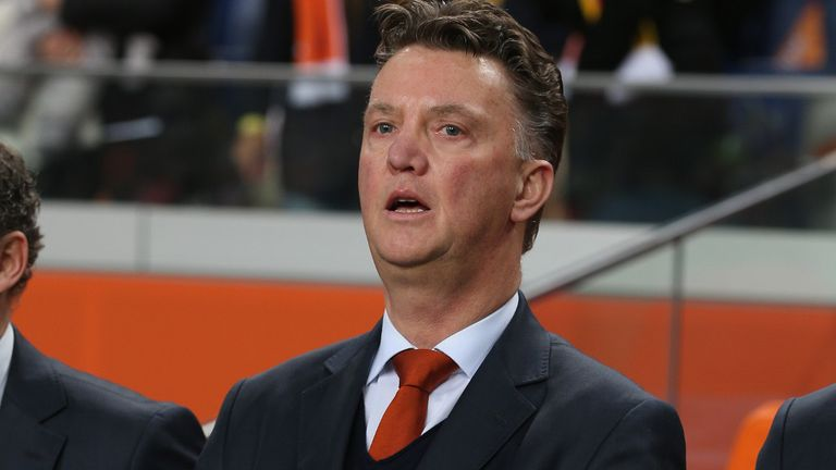 Louis van Gaal: Still favourite to be new United manager