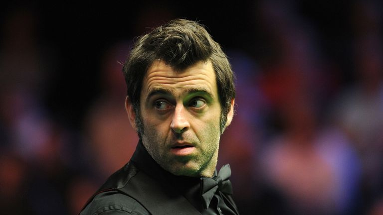 Ronnie O'Sullivan was knocked out of the UK Championship by Ding Junhui