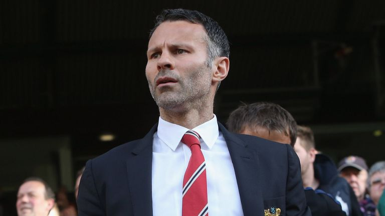 Ryan Giggs: Backed for the permanent manager's job at Manchester United