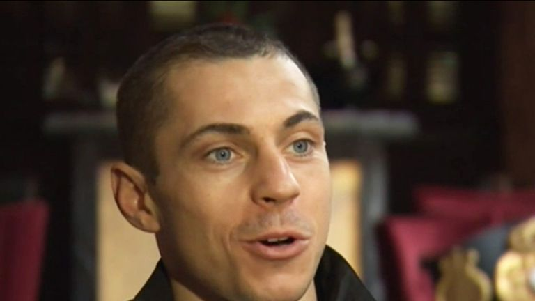 Scott Quigg: is defending his world title in Manchester on September 13, live on Sky Sports 1