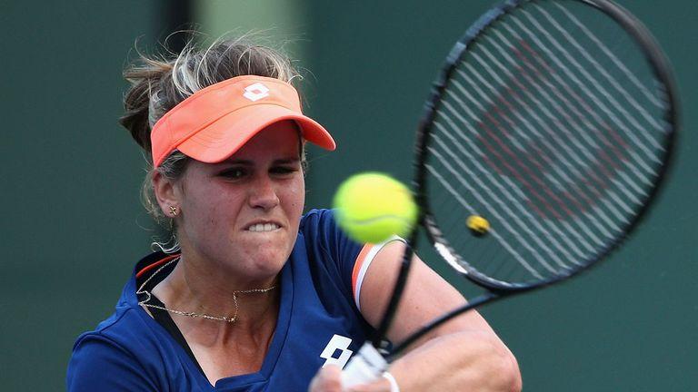 Maria-Teresa Torro-Flor: A joyous debut in a WTA final