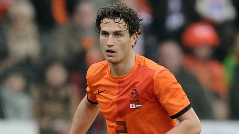 Daryl Janmaat: Set to sign for Newcastle