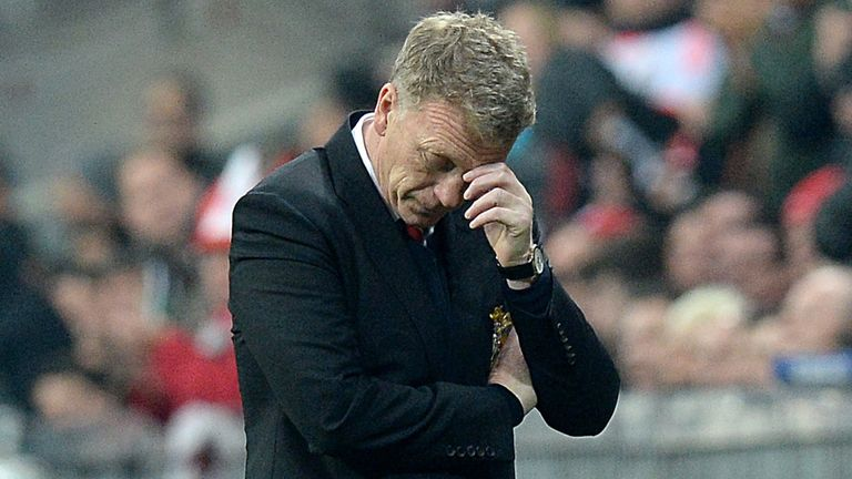 David Moyes: Manchester United boss facing the sack, according to reports