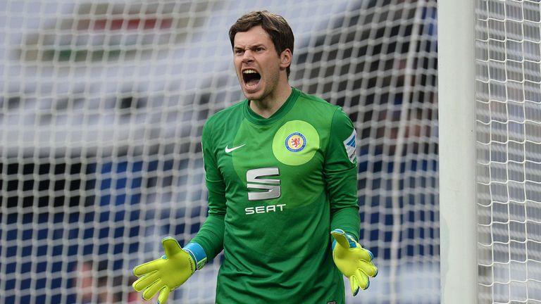 Daniel Davari: Eintracht Braunschweig goalkeeper set to exit the club in summer