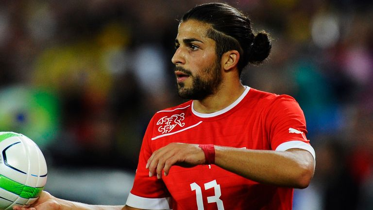 Ricardo Rodriguez: Wolfsburg defender has been linked with a Premier League move