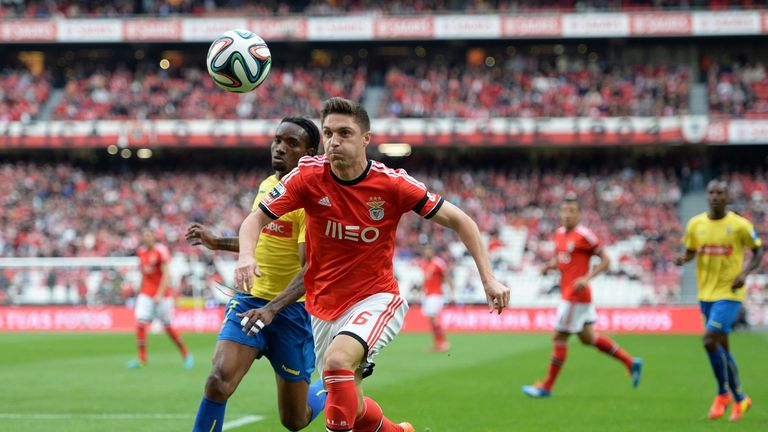 Guilherme Siqueira: Has impressed for Benfica