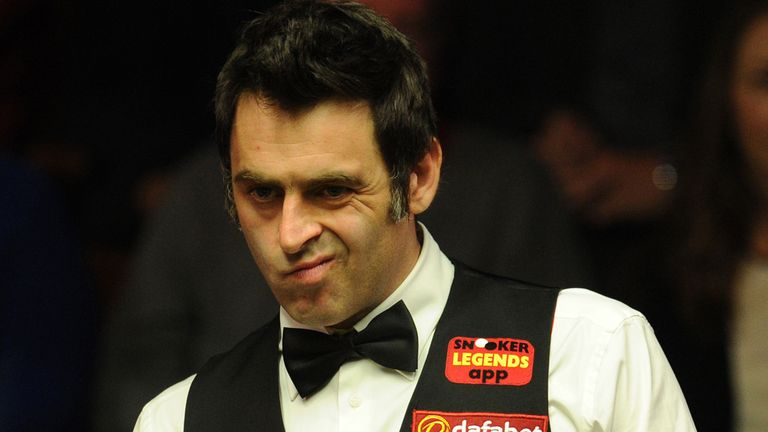 Ronnie O'Sullivan remains on a winning roll at the UK Championship