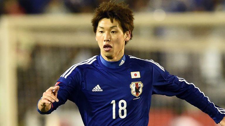 Yuya Osako: Japan striker has joined Bundesliga side Cologne